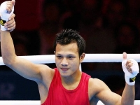 Devendro won silver in Asian Championships